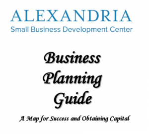 Alexandria SBDC Business Planning Guide