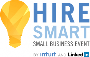 Hire Smart Small Business Event by Intuit and LinkedIn