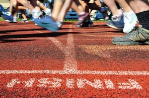 Small Business Success - Crossing the Finish Line