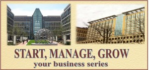 Start Manage and Grow with the Alexandria SBDC